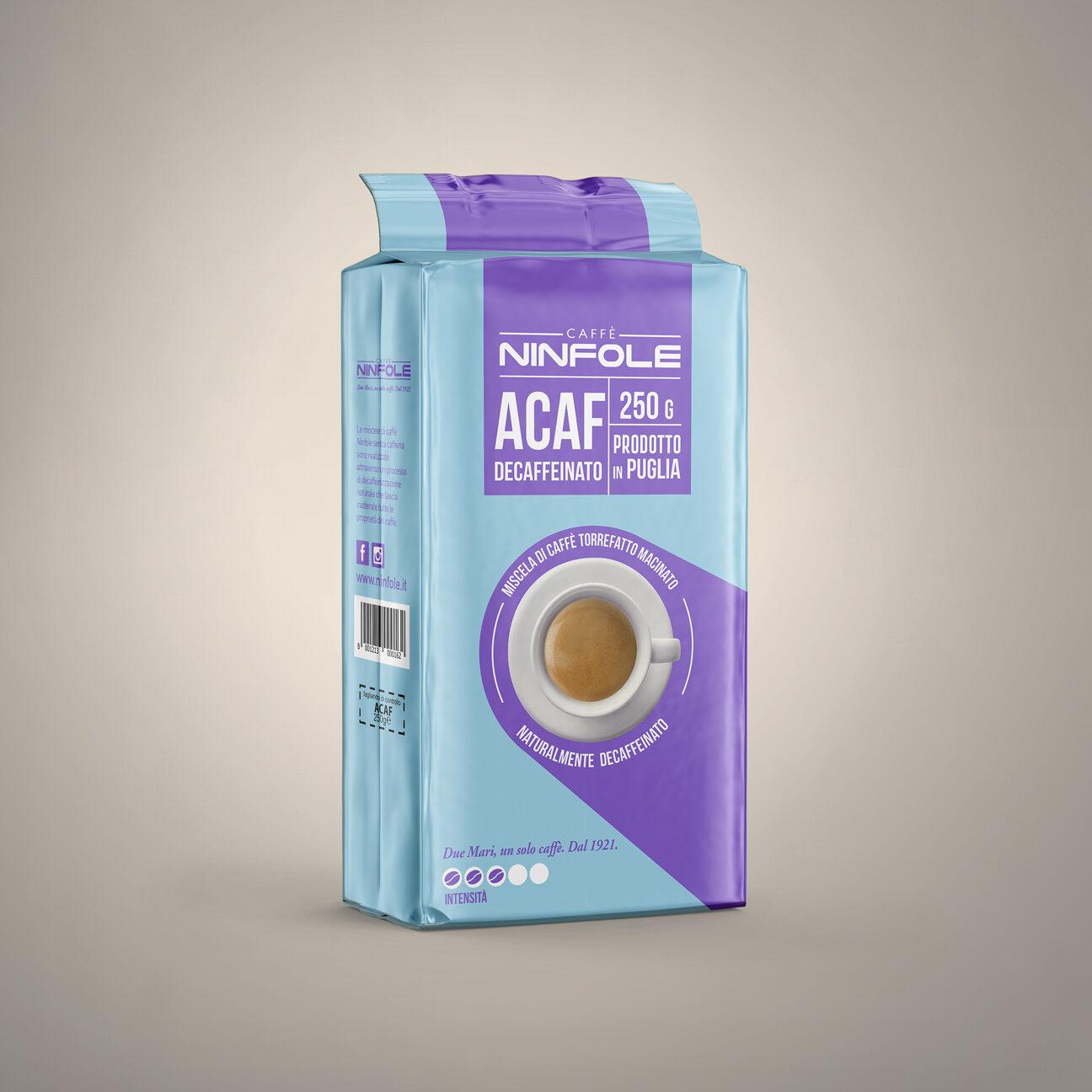 ACAF Decaffeinato 250g